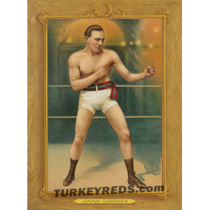 Jimmy Gardner - boxer