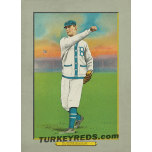 Harry McIntyre Brooklyn Superbas (Dodgers) Turkey Reds