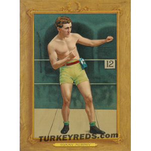 Tommy Murphy - Turkey Reds Cabinet Card file