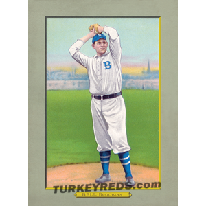 Bell - Turkey Reds Cabinet Card file