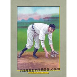 Mickey Doonlan - Turkey Reds Cabinet Card File