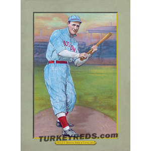 Harry Niles - Turkey Reds Cabinet Card file