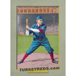 Dode Paskert - Turkey Reds Cabinet Card file