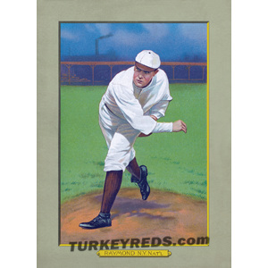 Bugs Raymond - Turkey Reds Cabinet Card file