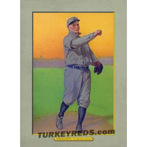 Bob Rhoades - Turkey Reds Cabinet Card file