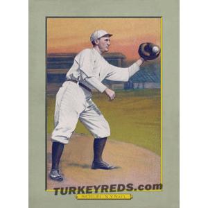 Admiral Schlei - Turkey Reds Cabinet Card