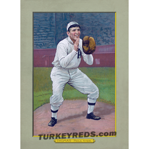Ira Thomas - Turkey Reds Cabinet Card file