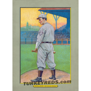 Bobby Wallace - Turkey Reds Cabinet Card file