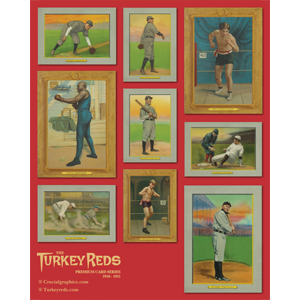 Turkey Red Cabinet Cards PDF Book