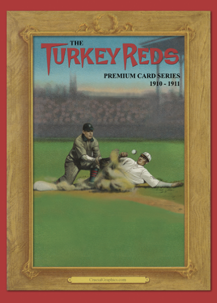 Turkey Reds Hardback Book